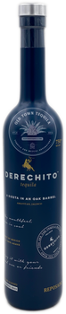 Derechito Tequila Reposado 750ml
