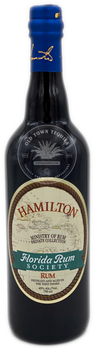Hamilton Florida Rum Society 750ml