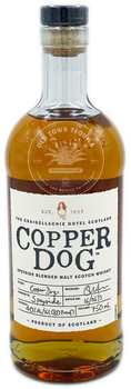 Copper Dog Speyside Blended Malt Scotch Whisky 750ml