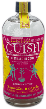 Cuish Limited Edition Mezcal Espadin Capon 750ml