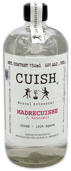 Cuish Mezcal Madrecuishe 750ml