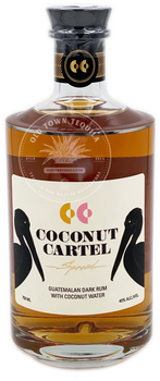 Coconut Cartel Special Guatemalan Dark Rum 750ml