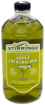Stirrings Simple Apple Cocktail Mix 750ml