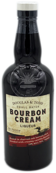 Douglas & Todd Small Batch Bourbon Cream Liqueur 750ml