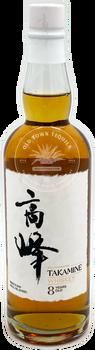 Takamine Whiskey 8 Years Old 750ml