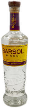 Barsol Pisco Selecto Torontel 750ml