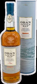 Oban Little Bay Single Malt Scotch Whisky Small Cask 750ml