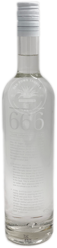 666 Pure Tasmanian Vodka 750ml