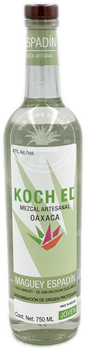 Koch El Maguey Espadin Mezcal Green Label 750ml