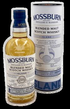 Mossburn Island Blended Malt Scotch Whiskey 750ml