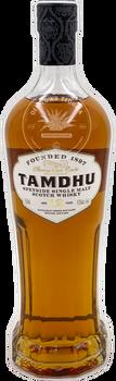 Tamdhu Sherry Oak Casks Speyside Single Malt Scotch Whiskey Aged 12 Years