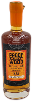 Proof and Wood 3/2 Pot Still Rum 750ml