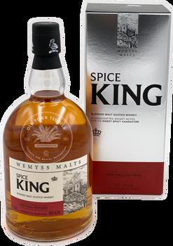 Wemyss Malt Spice King Blended Scotch Whisky 750ml
