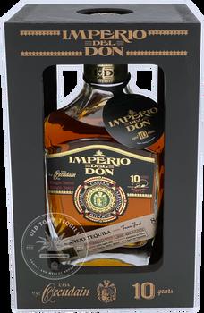 Imperio Del Don 10 Years Extra Anejo Tequila Juan José