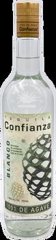Confianza Tequila Blanco 750ml