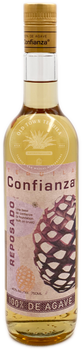 Confianza Tequila Reposado 750ml