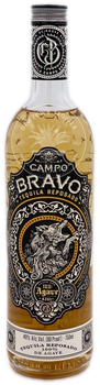 Campo Bravo Tequila Reposado 750ml