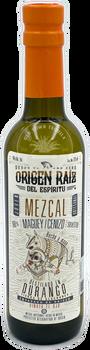 Origen Raiz del Espiritu Mezcal Cenizo 375ml