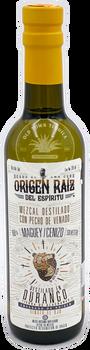Origen Raiz del Espiritu Mezcal Cenizo Destilado con Pecho de Venado 375ml