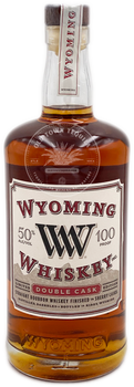 Wyoming Whiskey Double Cask Straight Bourbon 750ml