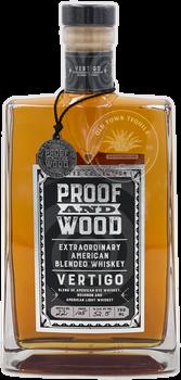 Proof and Wood Vertigo Extraordinary American Blended Whiskey