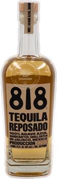 818 Tequila Reposado 750ml