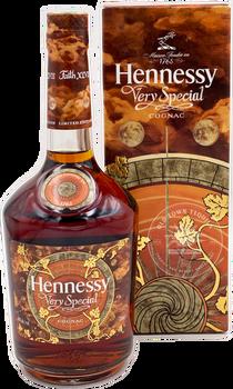 Hennessy V.S. Limited Edition by Faith XLVII Cognac 750ml