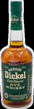 George Dickel Rye Whisky 750ml