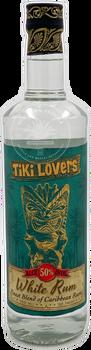 Tiki Lovers White Rum 750ml