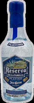 Jose Cuervo Reserva de la Familia Tequila Platino 375ml
