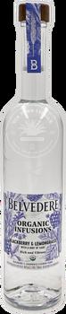 Belvedere Organic Infusions Blackberry & Lemongrass Vodka 750ml