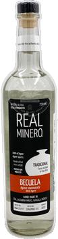Real Minero Becuela Mezcal Artesanal 750ml