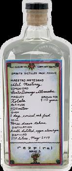 Rezpiral Series 5 Tobala Agave Spirit 750ml