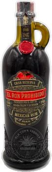 El Ron Prohibido Gran Reserva 15 Year Mexican Rum 750ml
