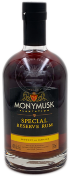 Monymusk Plantation Special Reserve Rum 750ml