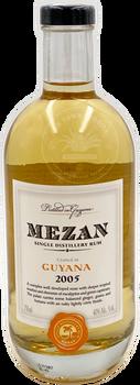 Mezan Guyana 2005 Single Distillery Rum 750ml