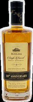 The Original Koloa Single Barrel Kauai Reserve 10th Anniversary Hawaiian Rum 4 Year