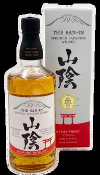 The San-In Blended Japanese Whisky 700ml
