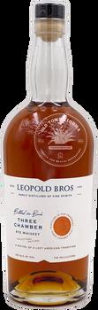 Leopold Bros Three Chamber Rye Whiskey 750ml