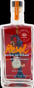 Resol Mezcal Cenizo x Gustavo Rimada Limited Edition