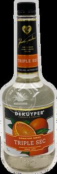 DeKuyper Signature Series Triple Sec Liqueur 750ml