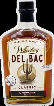 Del Bac Classic Unsmoked Single Malt Whiskey 750ml