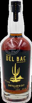 Del Bac Fall 2020 Distiller's Cut American Single Malt Whiskey 750ml