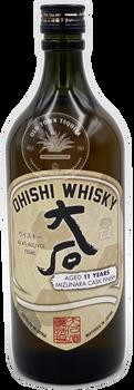 Ohishi 11 Years Mizunara Cask Finish Japanese Whisky