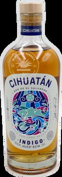 Cihuatán Indigo Rum Aged 8 Years 750ml
