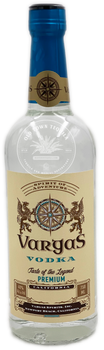 Vargas Vodka 750ml