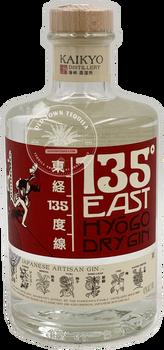 135 East Hyogo Dry Gin 750ml