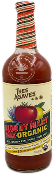 Tres Agaves Organic Bloody Mary Mix 1L