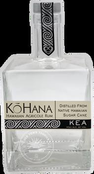 KoHana Kea White Hawaiian Agricole Rum 750ml