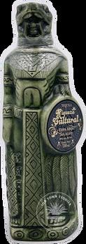 Riqueza Cultural Ceramic Serpent Guerrero Extra Anejo Tequila